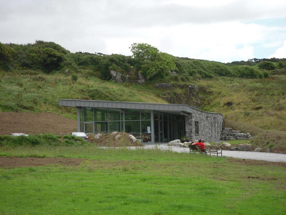 DOOLIN CAVE VISITOR CENTRE