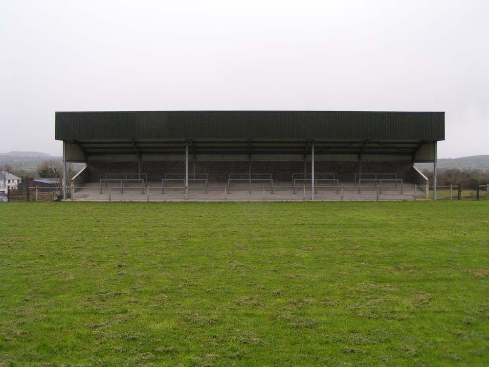 TIPPERARY CAMOGIE VIEWING STAND