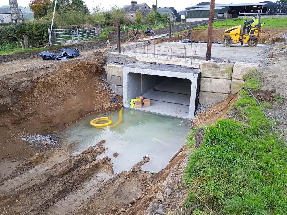 Templederry-Concrete-Underpass