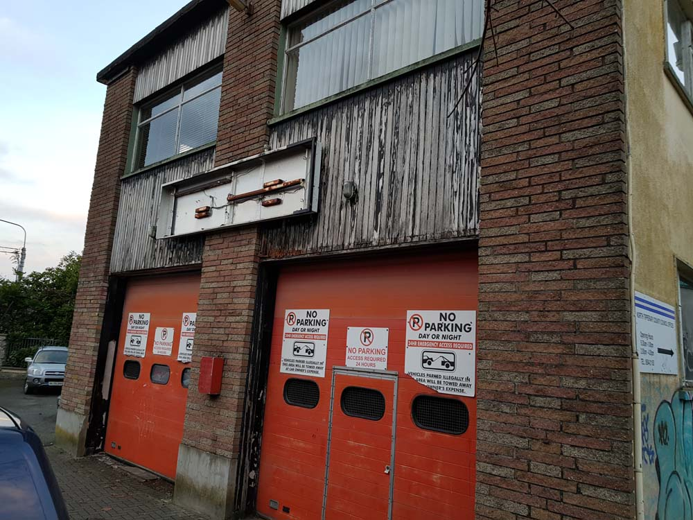 Old-Thurles-Fire-Station