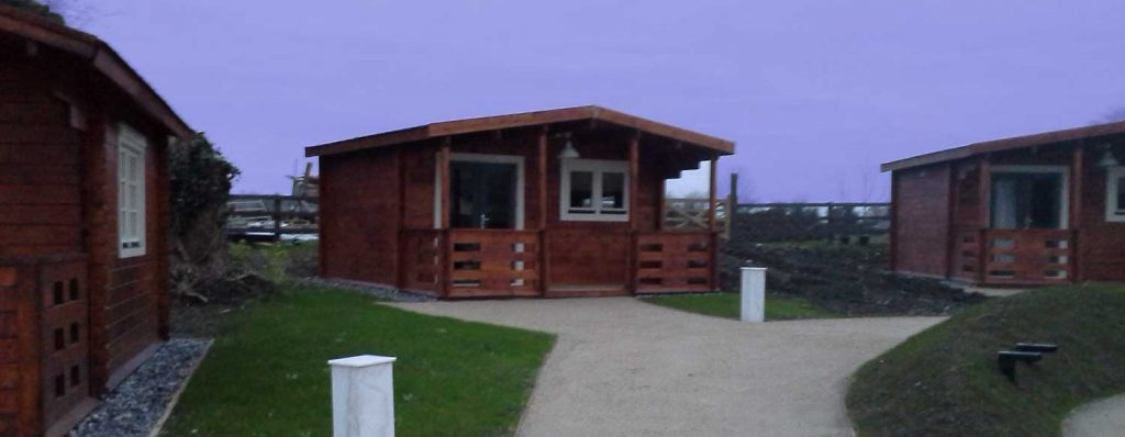 KINNITY GLAMPING SITE